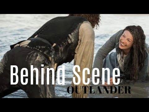 OUTLANDER SEASON 3 || BEHIND THE SCENES||