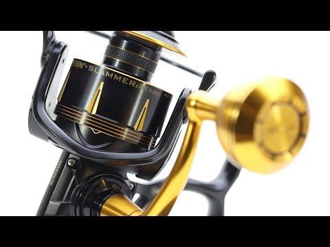 Penn's BEST Saltwater Spinner | Penn Slammer III Reel Overview