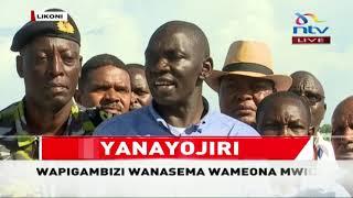 Mkasa wa feri: Cyrus Oguna adhibitisha gari limeonekana