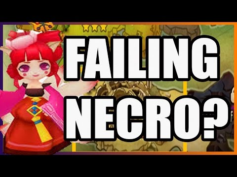 3 Reasons You're Failing Necro