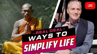 THE BENEFITS OF SIMPLIFYING YOUR LIFE - Brian Rose's Real Deal