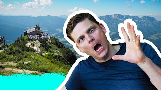 Hitler's Lair! // Disasters in GERMANY