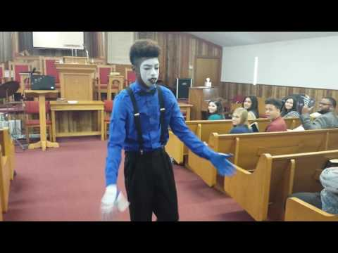 Smokie Norful - I Need A Word : CMBC Mime Ministry