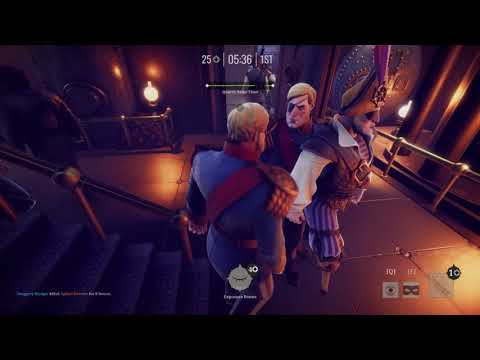 First Look at Murderous Pursuits - Multiplayer Assassination |