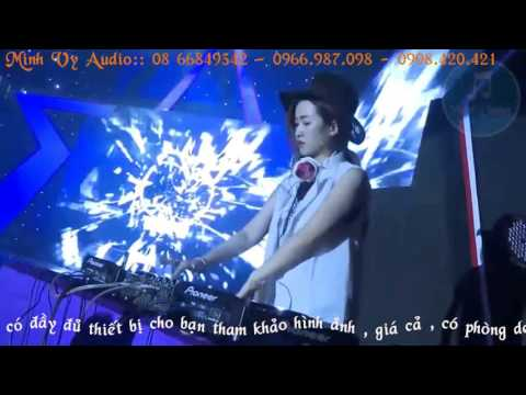 Âm thanh karaoke-Bar-DJ-Phòng Trà-Cafe-chuyên nghiệp