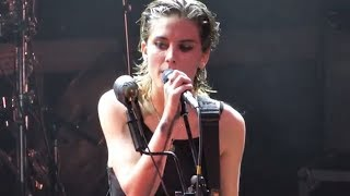 Wolf Alice Beautifully Unconventional Live Brooklyn Steel December 2017