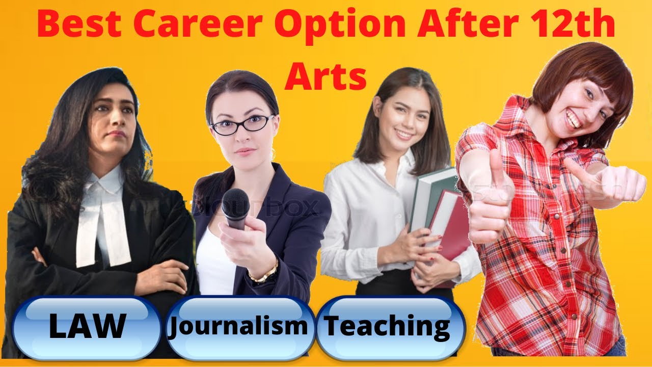 What To Do After 12th Arts | Best Career Option After 12th Arts