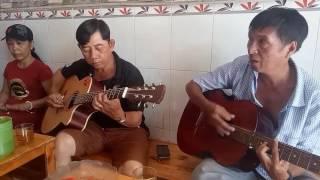 [Nhạc rừng guitar]Ngõ Hồn Qua Đêm..Hùng guitar.Dững Guitar..Tâm Trường Vũ