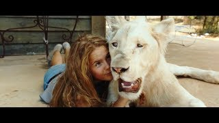 Девочка Миа и белый лев - русский трейлер \ семейная драма \ фильмы 2019