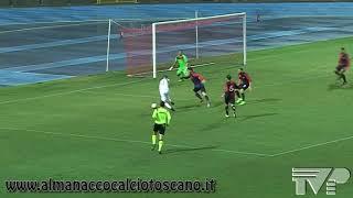 Serie D Girone E Grosseto-Cannara 1-0