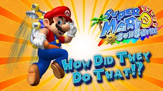 How Did They Do That!? -  Mario Sunshine