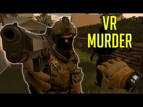 [Onward] Murder Your Friends In VR