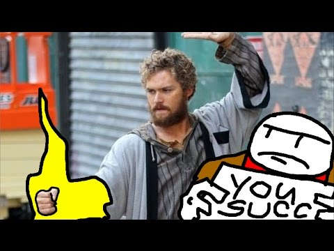 Why Iron Fist (The Character) Sucks