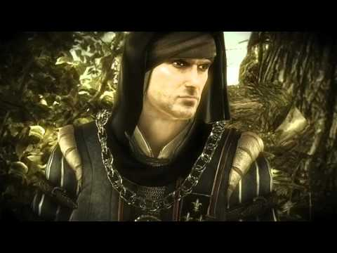 The Witcher 2 - Moril and escape from Flotsam
