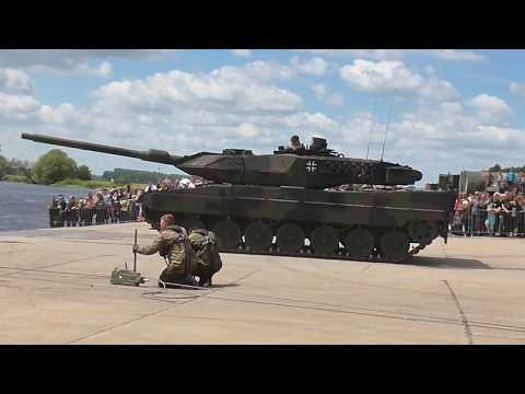 Bundeswehr Havelbiwak des