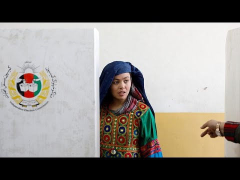 euronews (in English): Afghans vote in parliamentary elections gripped by insecurity