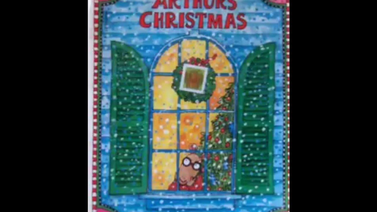Arthur S Christmas Youtube