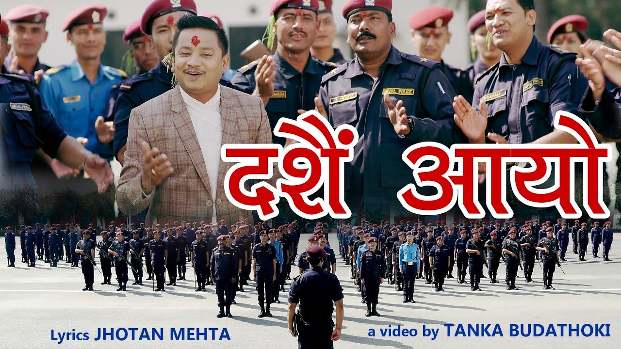 Download LATEST DASHAIN SONG BY TANKA BUDATHOKI / JHOTAN MEHTA / DASHAIN AAYO