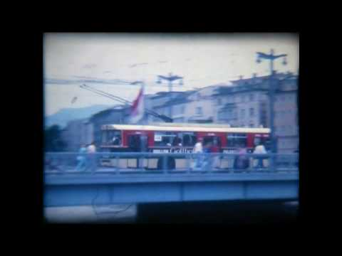 Obus in Salzburg 1987 (Super8 film)