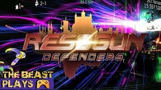 Resogun Defenders DLC PS4 Gameplay - Let
