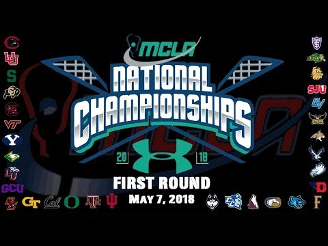 College of Idaho vs Minnesota-Duluth | MCLA D2 Nat'l Championships - First Round