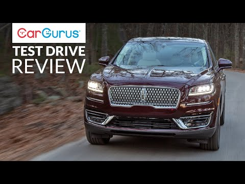 2019 Lincoln Nautilus | CarGurus Test Drive Review