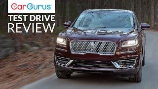 2019 Lincoln Nautilus | CarGurus Test Drive Review