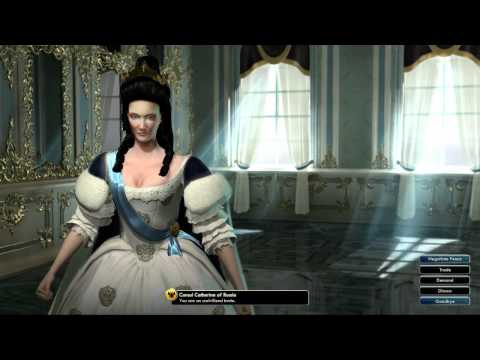 Civilization V OST | Catherine War Theme | Capulets and Montagues