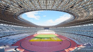 The Venues of Tokyo 2020