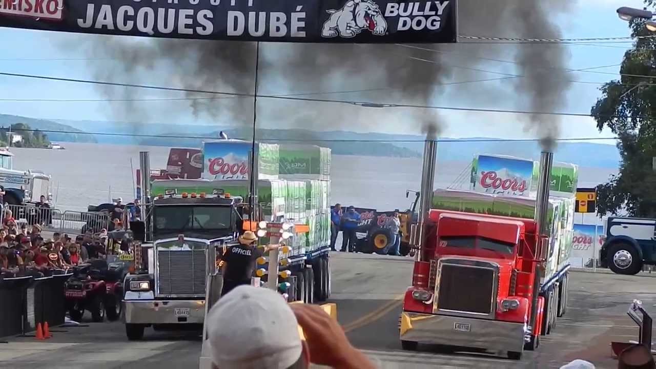 2013 Truck Rodeo In Notre Dame Du Nord Qu 233 Bec Best Wheelly Youtube