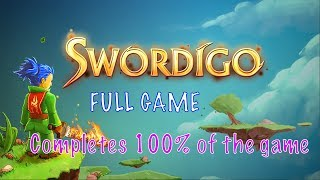 Swordigo (IOS/Android) Completes 100% of the game - Gameplay Walkthrough