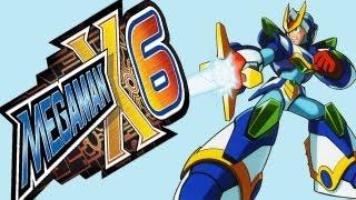 Megaman X6 Blade Armor Parts