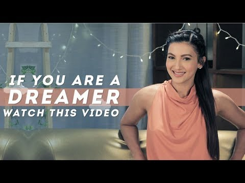 If you are a dreamer, watch this video! | Gauahar Khan