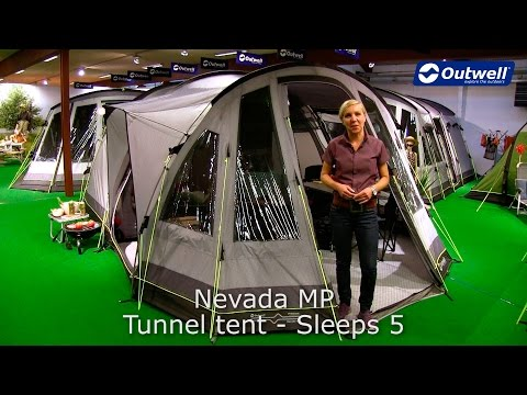 Outwell Nevada MP Zelt | Innovative Family Camping