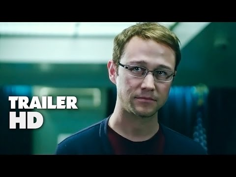 Snowden - Official Film Trailer 2 2016 -  Joseph Gordon-Levitt, Rhys Ifans Movie HD