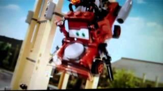 LEGO Cars 2 Spy Flight Commercial