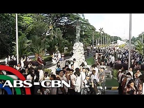TV Patrol: 4,552 Iskolar ng Bayan, nagtapos sa UP Diliman