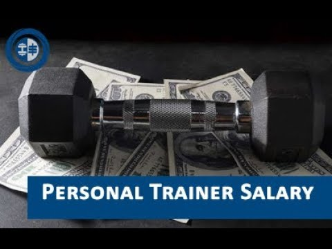 Personal Trainer Salary - YouTube