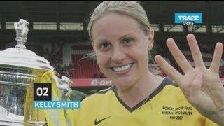 Top Female: Les footballeuses anglaises