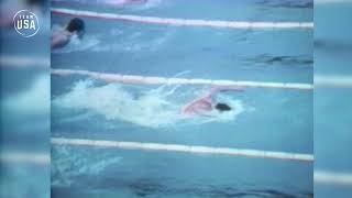 Mark Spitz Takes Home Seven Gold Medals | Gold Medal Moments Presented By HERSHEY'S