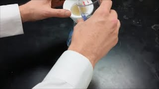 Sulfite Content of White Wine Chemistry Experiment