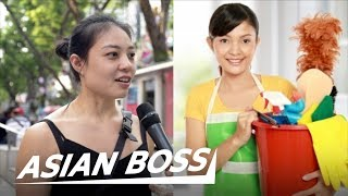 Why Are Foreign Maids So Common in Singapore? | ASIAN BOSS