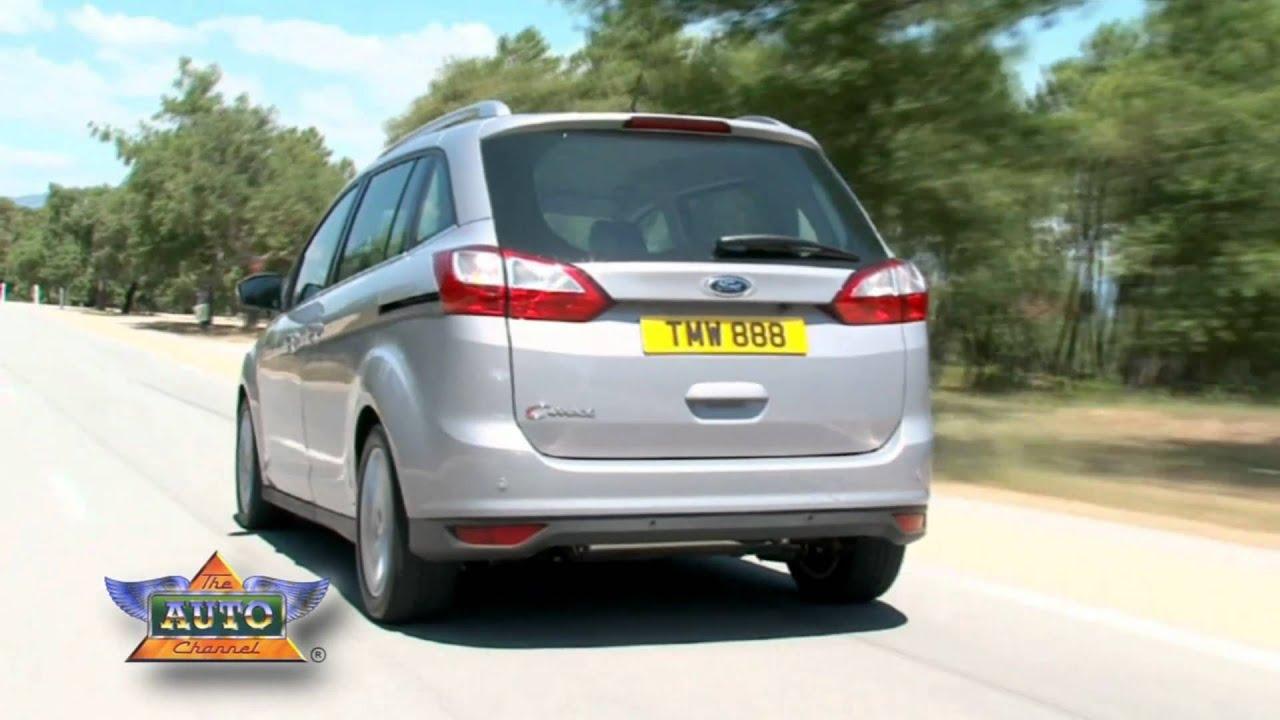 New Ford C Max 7 Penger Van