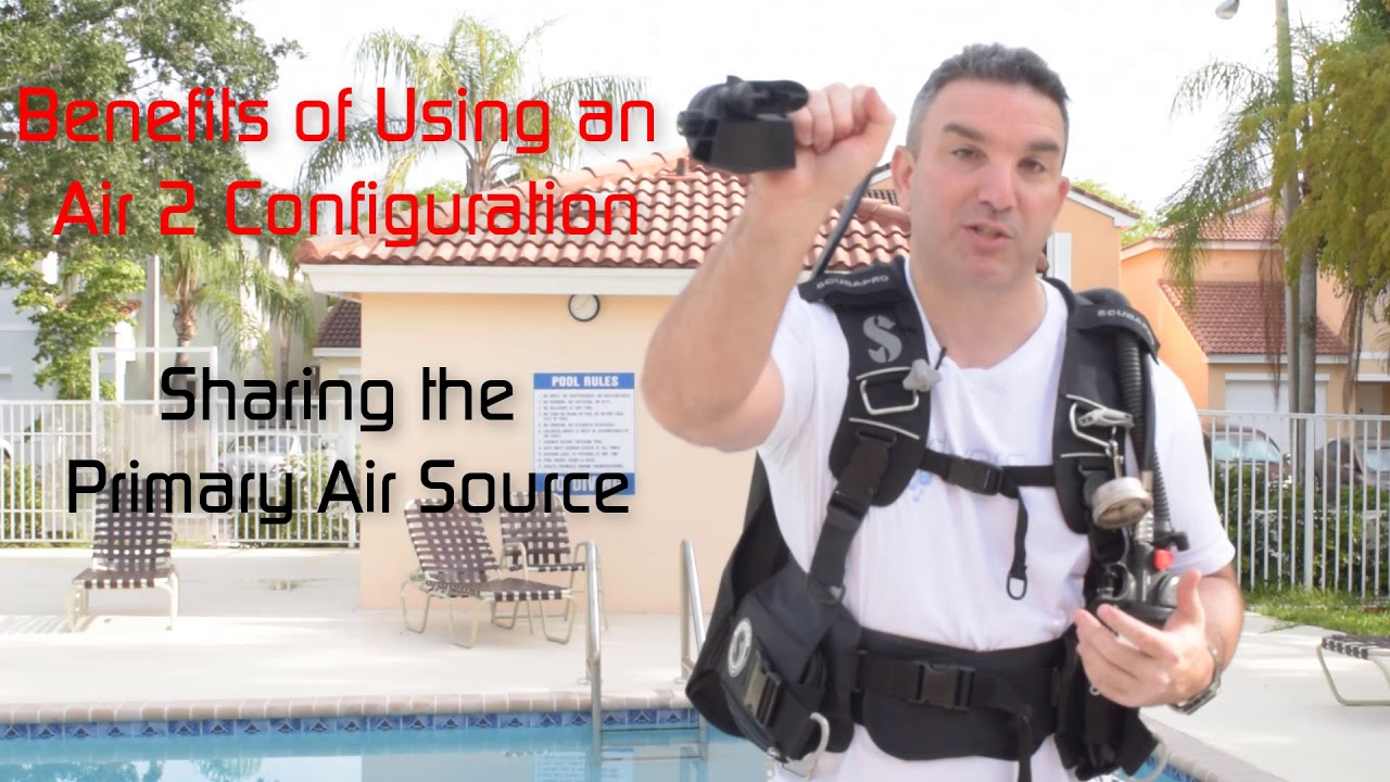 Does Your Gear Configuration Affect Air Sharing?