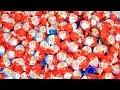 100 Cars Surprise Eggs Huge Kinder Joy Surprise Eggs Unboxing Cars Edition