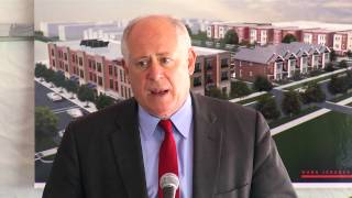 Governor Quinn Breaks Ground on New Supportive Housing for Veterans with Families