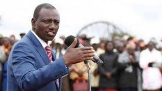 Ruto aahidi kuendelea na uzinduzi wa miradi mpya hata baada ya Rais Kenyatta kusitisha miradi mpya
