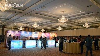 В Казани стартовал общероссийский туристический форум(, 2016-02-18T12:30:43.000Z)