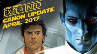 April 2017 Star Wars Canon Update