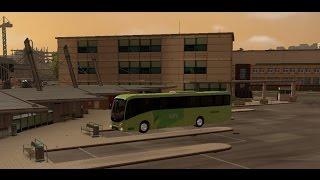 Euro Truck Simulator 2 - Bus MOD v. 1.11.1